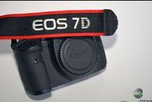 Canon EOS 7D - Spiegelreflexkamera / Canon EOS 7D - Produktbilder