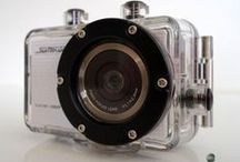 Somikon DV.800-Wifi Action Cam / Action Kamera aus dem Hause Somikon (Pearl.at)