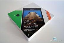 Nokia Lumia 735 / Produktbilder und Testbilder des Smartphones