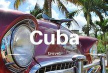 » Cuba travel «