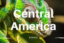 » CENTRAL AMERICA travel «