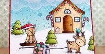 Christmas Cards / DIY Christmas cards