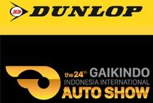 DUNLOP GIIAS 2016 / at ICE BSD
