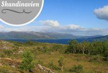 Reiseziel • Faszination Skandinavien / Inspirationen und Inforamtionen zum #Reiseziel #Skandinavien → #Dänemark, #Schweden, #Norwegen und #Finnland.