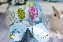 As Seen on HappyCardFactory Designs / Projects from my little craft blog, HappyCardFactory Designs  http://www.happycardfactory.com