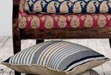 Fabric / by True North Interior Design & Antiques, Dan & CJ Zondervan
