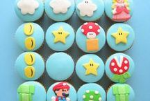 Super Mario Bros. :) / by Tamera McClure