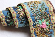 embroidery / by True North Interior Design & Antiques, Dan & CJ Zondervan
