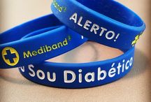 Multi-lingual medibands / Multilingual medical ID by Mediband