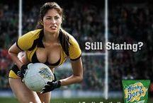 Sexy pub / Publicités axées sur le sexe et le sexy, mettant en avant différentes marques et causes ...