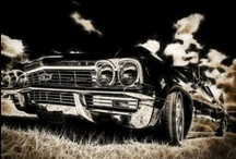 my style - muscle cars by motography.co / hand crafted musclecar autohomage by me  all images © Phil Clark t/a Motography NZ