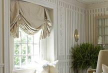 Window Treatment / by True North Interior Design & Antiques, Dan & CJ Zondervan