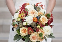 Flower Inspiration / Ideas for Wedding Flowers