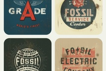 Dustin Wallace- Vintage Stylings / Vintage type and illustration stylings of Mr. Dustin Wallace of Wallace Design House. / by Keith Tatum