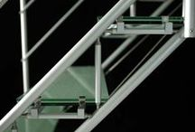TAS Glass / Wood Step
