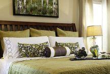 Boudoir / Bedroom interior ideas