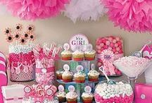 hannah's baby shower! :) / by Tamera McClure