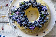 Dessert Cart / Dessert ideas