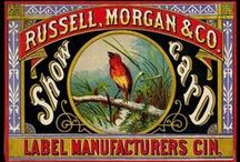 Russell, Morgan & Company / In January 1867, A. O. Russell, Robert J. Morgan, James M. Armstrong and John F. Robinson Jr. formed a partnership to go into the printing business. Russell and Morgan were printers while Robinson and Armstrong were financial backers. They purchased the printing section of The Cincinnati Enquirer which was known as the Enquirer Job Printing Rooms. The 'printing rooms' occupied the first and second stories of the building at 20 College Street in Cincinnati, Ohio..