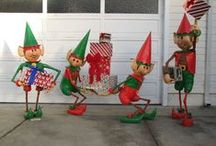 Noel - it's beginning to look a lot like... / Seasonal decor for outside at Christmas