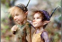 Fairies / All it takes is faith and trust ....and a little pixie dust.