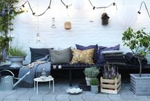Outdoor Spaces / Outdoor | Balcony decor