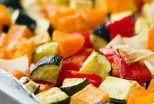 veggies galore / by Brittney Bomnin