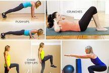 health & fitness / by Brittney Bomnin