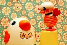 Brinquedos - Diversos / Imagens de brinquedos modernos e coloridos / by Luciane Oliveira