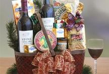 Joyful Gifts by Julie Wine Baskets / by Joyful Gifts by Julie