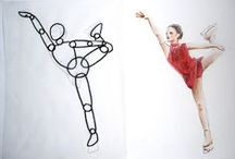 Art - figure / Tips, tricks, tutorials and visual aids to improve figure drawing