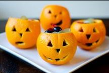 Halloween Food & Drink / All treats, no tricks! Recipes and ideas for Halloween food and drinks.