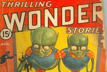 Golden Age Science Fiction Mags