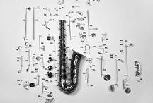Sax / by Hannah Hardin