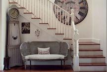 Upstairs -- Downstairs