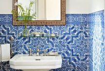 Powder Your Nose / Powder Rooms