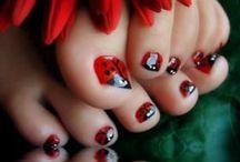 #1  Nailed it!!! / Pretty nails / by Gina Shelton