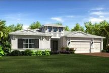New Homes in Florida / New construction Homes / by Florida Treasure Coast Real Estate
