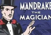 Movie Serials --- Mandrake the Magician / Classic motion picture serial from the thirties with a mystical overtone and really interesting ideas.