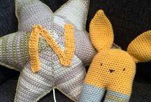 Crochet by - gehaakt door Kreanimo / Haken, crochet