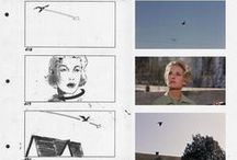 Storyboard Panels (live action) / storyboard panels for live action films