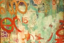 Art / Expressive art using both traditional and contemporary mediums