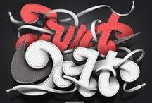 Typography / Typographic design and composition