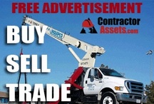 Used Trucks / Used Trucks for sell; Please come by and review are listings of used trucks on our site ContractorAssets.com. We have a range of tractors, pickups, dump trucks, water trucks, vans, flatbeds, etc.  If you have a truck for sale, please list it. All regular classifieds are free of charge.