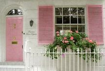 shutters / by Claire Herman