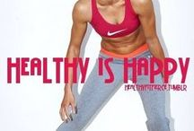 Fitness, Sports and Health / Everything and anything related to fitness, sports and healthy living!