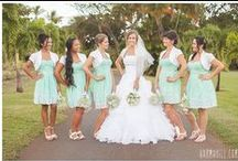 Turquoise Wedding Inspiration / See turquoise wedding inspiration inspired by the color turquoise. If you are having a turquoise themed wedding see photos of real turquoise weddings by Simple Maui Wedding.