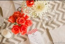 Red Wedding Inspiration / See red wedding inspiration from real weddings inspired by the color red by Simple Maui Wedding.