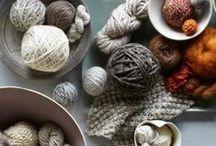 Yarn! / #Yarn, #YarnCrafts, & #YarnStorage #FeltedWool, #Felting