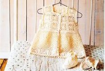 Adorable Children's Knits! / Knit and Crochet Items for babies and Children!
